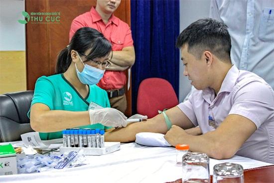 ZME tổ chức khám sức khỏe định kỳ cho cán bộ nhân viên