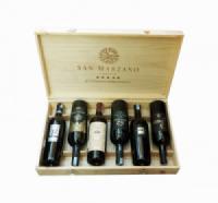 Thùng gỗ đựng rượu vang
