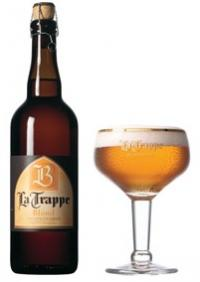 Bia La Trappe Blond 750ml