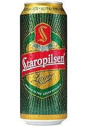 Bia Tiệp Staropilsen - Lon 500ml
