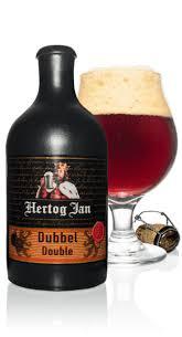 Bia Hertog Jan Dubbel 500ml