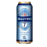 Bia Baltika số 7 - Lon 1000ml