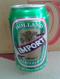 Bia Holland Import 330ml