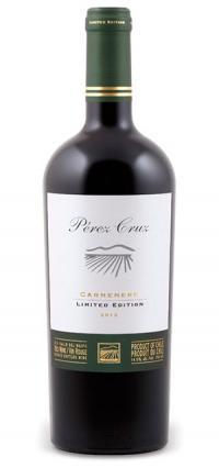 Rượu vang Perez Cruz Carmenere Limited