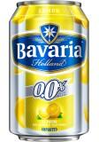 Bia Bavaria 330ml hương vị chanh