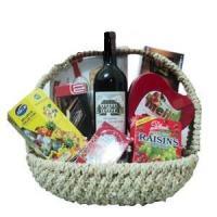 Giỏ quà rượu vang Pháp DOR Selection