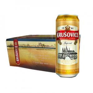Bia Krusovice - Lon 330ml
