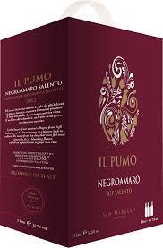 Rượu vang bich IL Pumo BIB