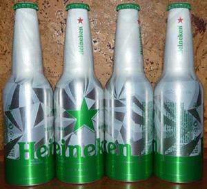 Bia Heineken 330ml (chai nhôm) - Thùng 24 chai