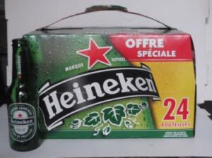 Bia Heineken 250ml - Thùng 24 chai