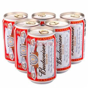Lốc 6 Lon Budweiser 330ml - Mỹ