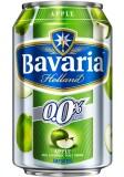 Bia chay Bavaria 330ml hương vị táo
