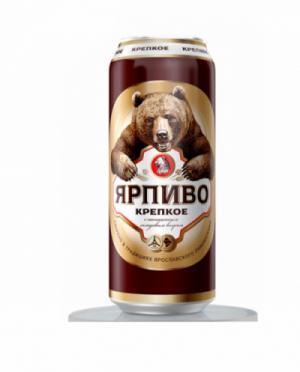 Bia Baltika Gấu Đen 500ml