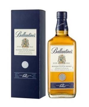 Rượu Ballantine's 12