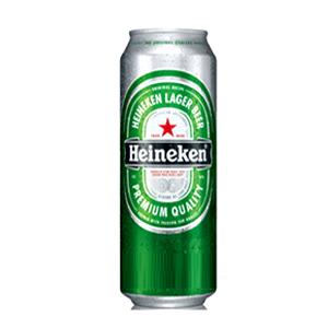Bia Heineken - Lon 500ml