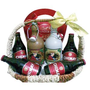Giỏ bia Chimay cao cấp