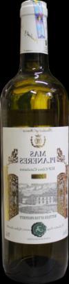 Rượu vang Chateaux Planeres Cotes Catalanes White 2014