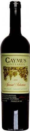 Rượu vang Caymus Napa Valley 2012