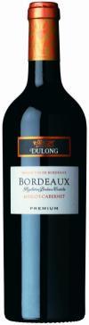 Rượu vang  Bordeaux  Merlot Cabernet  Premium 2012
