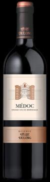 Rượu vang Bordeaux Resever  Médoc 2012