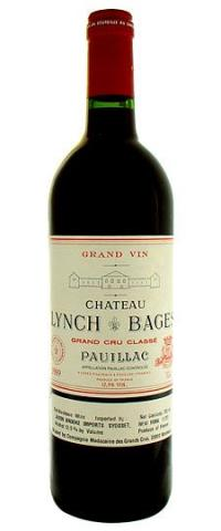 Rượu vang Chateau Lynch Bages 1,5L 2002