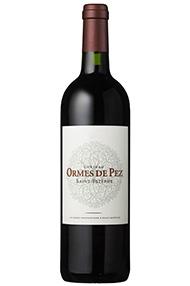 Rượu vang  Château Ormes de Pez 2013