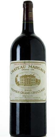 Rượu vang Chateau Margaux 2003