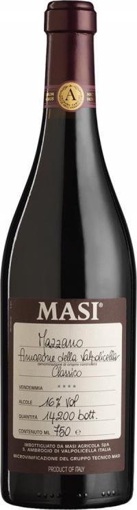 Rượu vang Masi Mazzano 2007