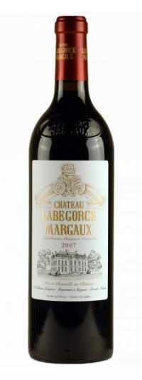 Rượu vang Château Labegorce Margaux 2007