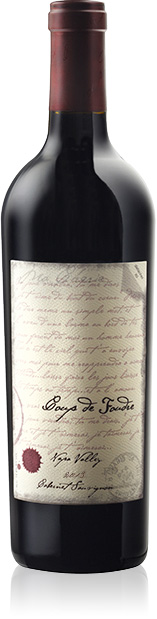 Rượu vang Coup de Foundre Napa Valley 2012