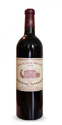 Rượu vang Pavillon Rouge du Chateau Margaux 2004