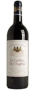 Rượu vang Le Carrilon De Angelus 2010
