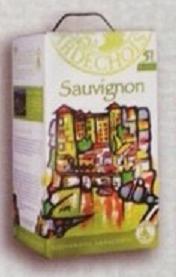 Rượu vang bịch Sauvignon 5 lít
