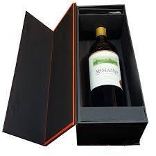 Hộp quà rượu vang Mỹ mc. Manis