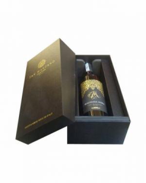 Hộp quà rượu vang ý  Malvasia Nera