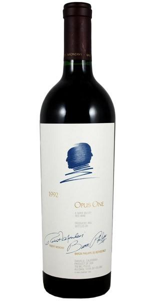 Rượu Vang Opus one 2012