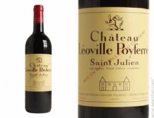 Rượu vang Chateau Leoville Poyferre 1,5L2008
