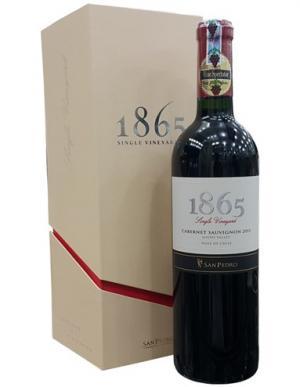 Hộp quà rượu vang Chile 1865