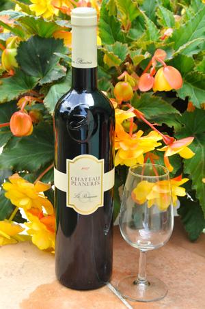 Rượu vang Chateau Planeres LA ROMANIA 2009