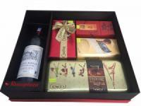 Hộp quà tết rượu vang Barraill Pháp