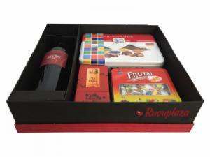 Hộp quà tết rượu vang Mven Tây Ban Nha