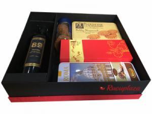 Hộp quà tết rượu vang Ý 89 Primitivo