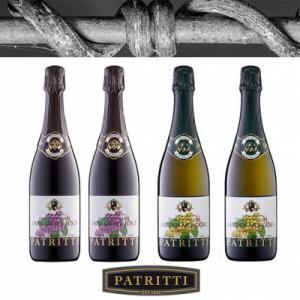 Rượu vang không cồn Patriti