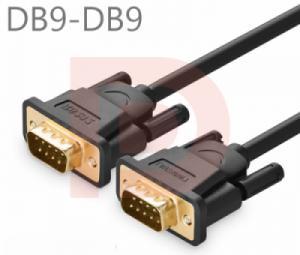 Cáp RS232 5M (DB9M-DB9M, COM to COM) Ugreen 20156
