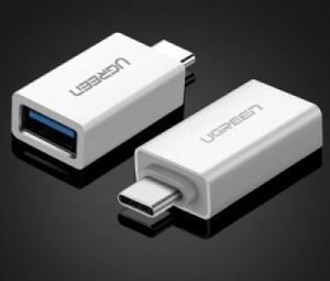 Đầu chuyển đổi USB 3.0 sang Type C OTG Ugreen 30155