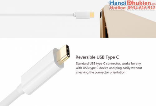 Cáp USB Type C sang VGA Ugreen 40274  chính hãng