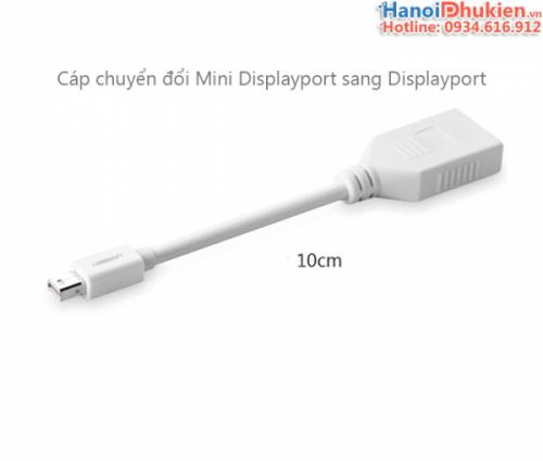 Cáp Mini Displayport sang Displayport Female Ugreen 10445