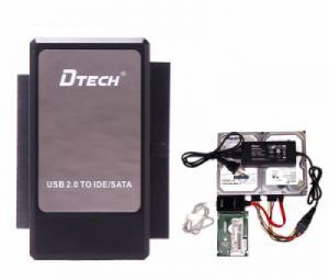 Cáp chuyển USB sang IDE, SATA Dtech DT-8003A