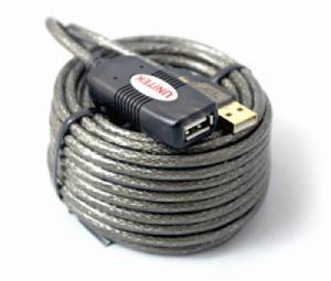 Cáp nối dài USB 20M Unitek Y-262 có IC khuếch đại tín hiệu