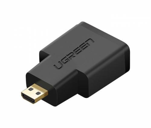Đầu chuyển đổi Micro HDMI sang HDMI Ugreen 20106 chính hãng